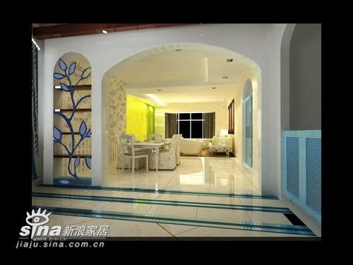 欧式 三居 餐厅图片来自用户2557013183在柳荷鑫苑70的分享