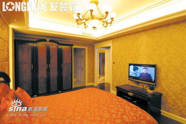 欧式 四居 卧室图片来自用户2772873991在皇者风范22的分享