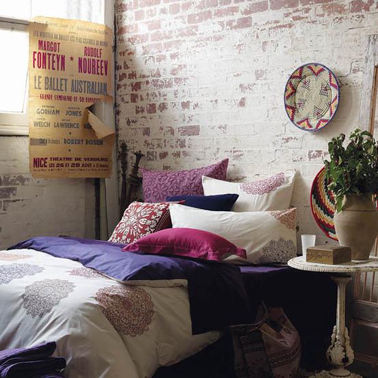 19款充满灵气的卧室床品