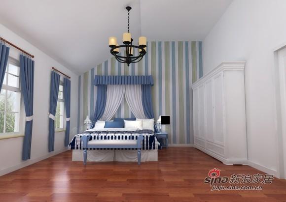 田园 三居 客厅图片来自用户2737791853在130平简约田园风格86的分享