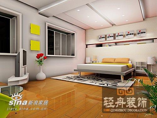 欧式 三居 卧室图片来自用户2772856065在金钻广场B座15楼16的分享