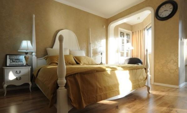 简约 二居 卧室图片来自用户2738093703在5.8万打造98平2居实用家94的分享