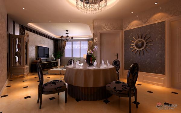 130平后现代三居室