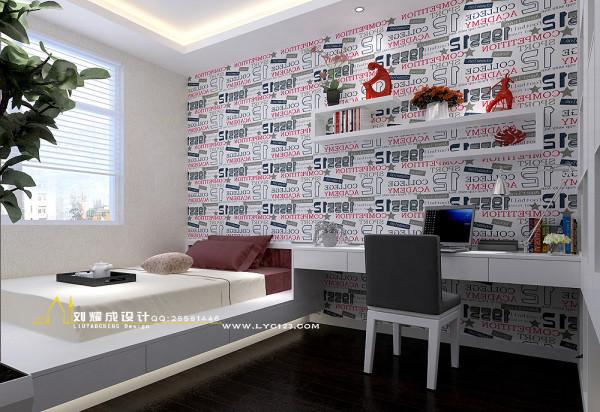 """简约 三居 卧室图片来自用户2737786973在【多图】12.5万打造109平""""家""""的新定义82的分享"""