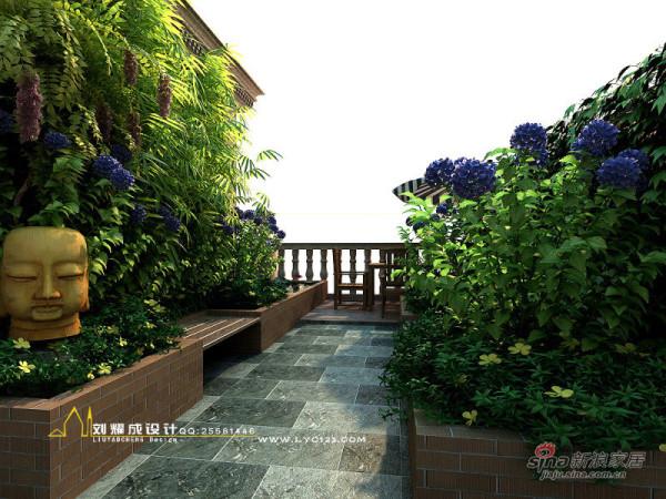 三楼屋顶花园-1