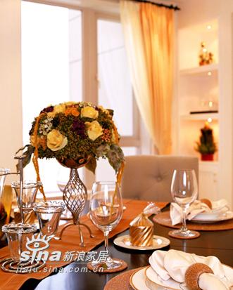 简约 一居 餐厅图片来自用户2557010253在极致简约欧式风格97的分享