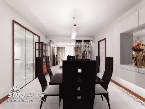 中式 三居 餐厅图片来自wulijuan_16在东建嘉园体验完美99的分享