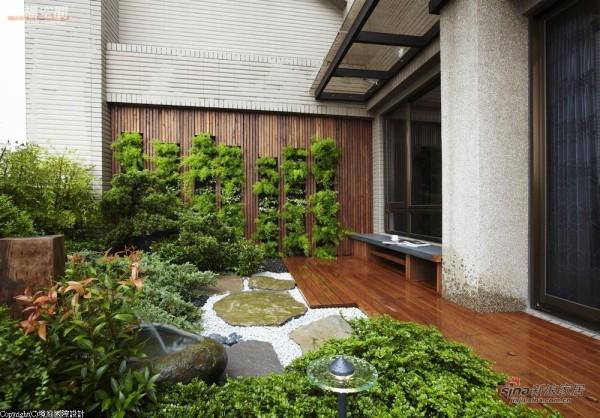 都市享受空中花园绿意生活