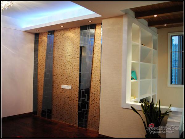 锦江明珠国际现代简约图电视墙