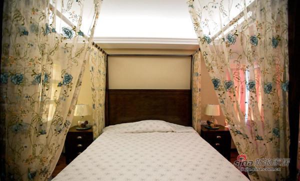 主卧床设计