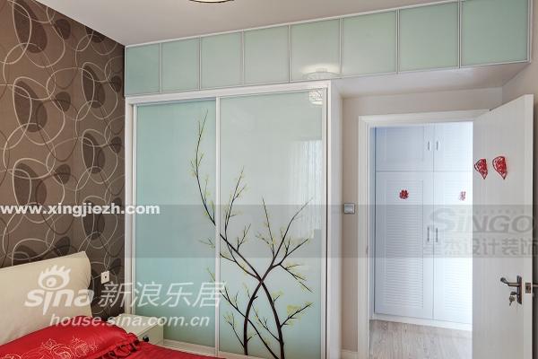 简约 二居 户型图图片来自用户2558728947在宝华现代城—简约设计47的分享