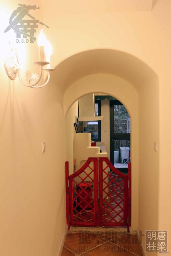 厨房拱形门洞