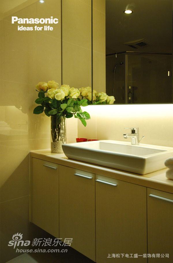 漂亮的卫浴室