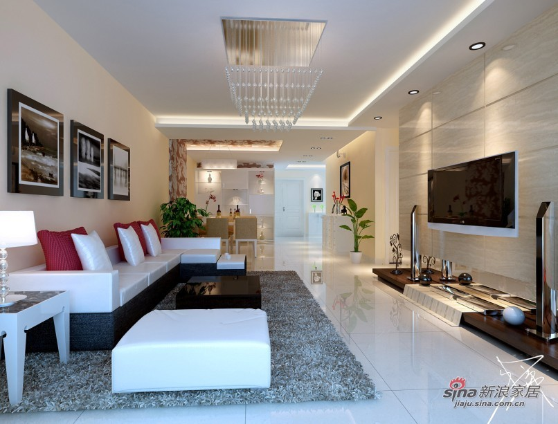 简约 其他 客厅图片来自用户2556216825在珠江骏景62的分享