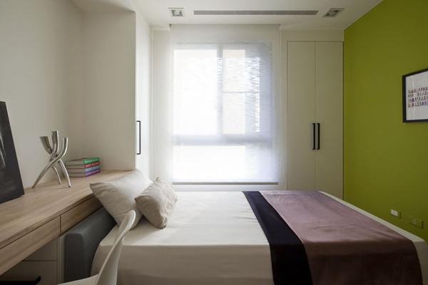 简约 二居 卧室图片来自用户2557979841在6.5万完美呈现简约风格爱家86的分享