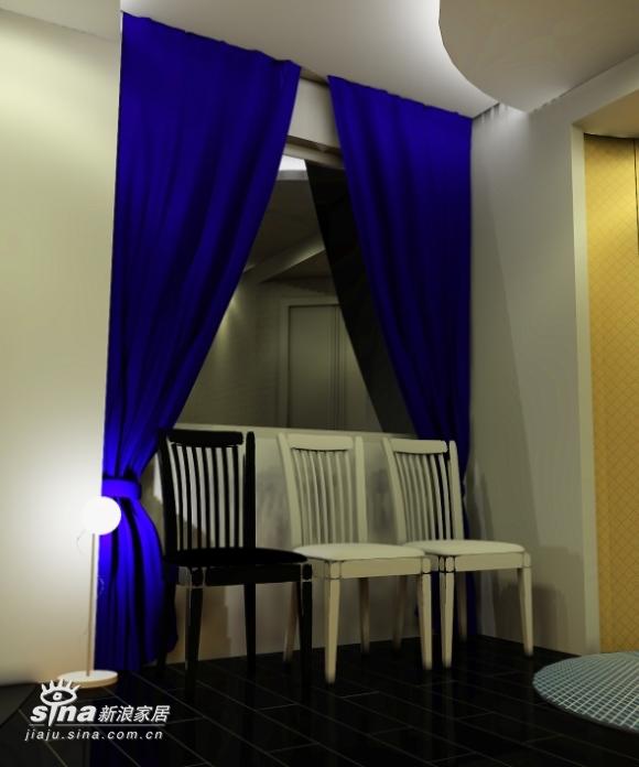 简约 二居 客厅图片来自用户2737759857在我的曲线空间37的分享
