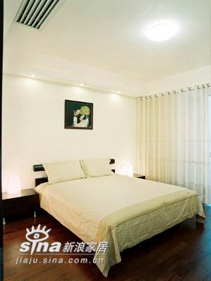 简约 一居 卧室图片来自用户2737786973在实创装饰装修案例98的分享