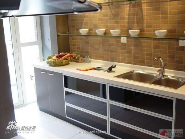 简约 别墅 厨房图片来自用户2739081033在水晶城样板间55的分享