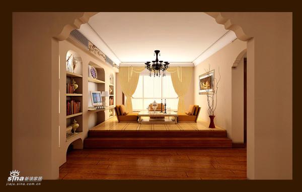 其他 三居 书房图片来自用户2737948467在风情62的分享