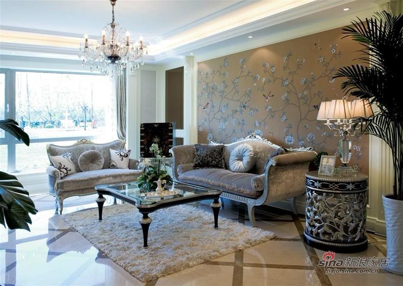 欧式 二居 客厅图片来自用户2772873991在白领7万装110平精致2居家96的分享
