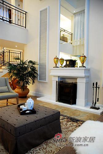 245平新古典主义别墅演绎独特加州风情2