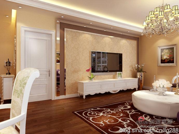 欧式 二居 客厅图片来自用户2746953981在我的专辑559544的分享