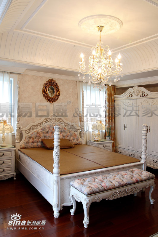 欧式 别墅 客厅图片来自用户2772873991在中海-半岛华府85的分享