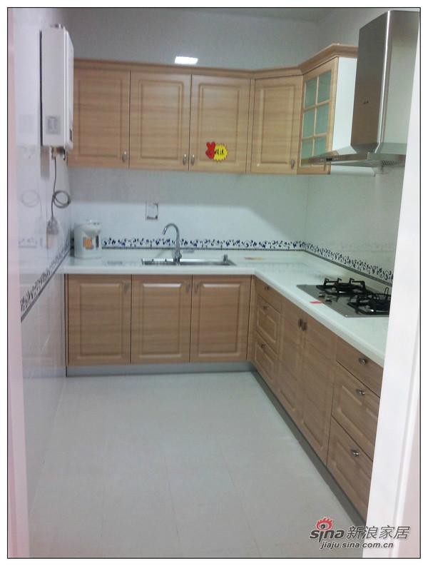 绝色小美宅-厨房实景图