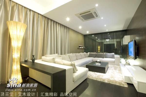简约 别墅 客厅图片来自用户2737782783在低调的别墅生活(实景版)11的分享