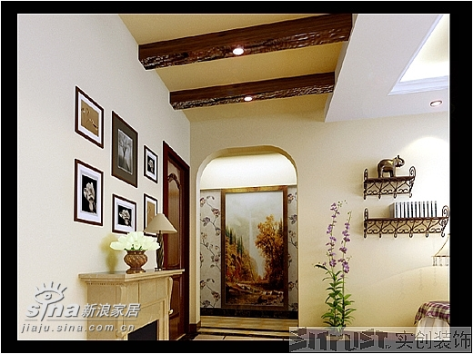 欧式 三居 客厅图片来自用户2746953981在实创装饰东方夏威夷99的分享
