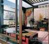 摩羯座家居:艺术传统古典
