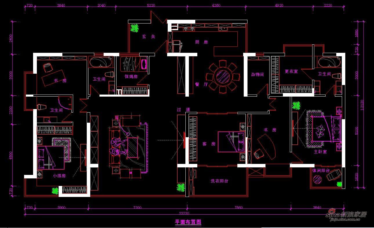 欧式 复式 其他图片来自用户2746889121在270平君悦香邸--天下无双53的分享