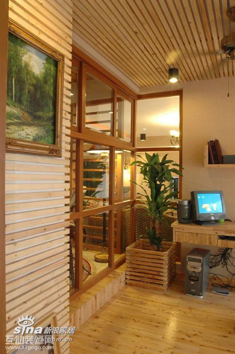 其他 三居 书房图片来自用户2557963305在东南亚风格样板房69的分享