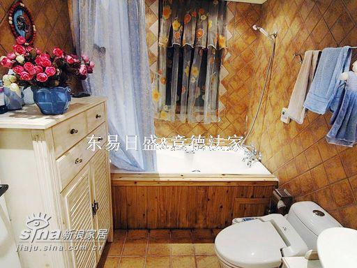 欧式 别墅 卫生间图片来自用户2746948411在碧水云天55的分享