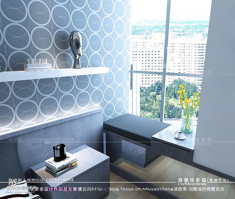 简约 二居 卧室图片来自用户2739081033在灰色印象58的分享