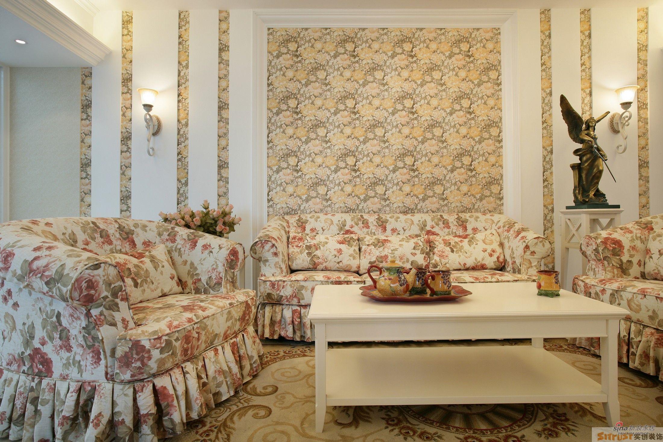 田园 别墅 客厅图片来自用户2557006183在我的专辑949203的分享