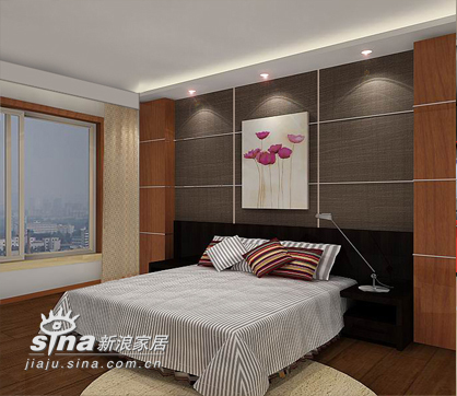 简约 二居 卧室图片来自用户2738093703在怡海花园42的分享