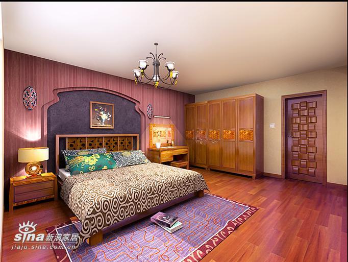 其他 四居 卧室图片来自用户2558757937在和谐家园60的分享