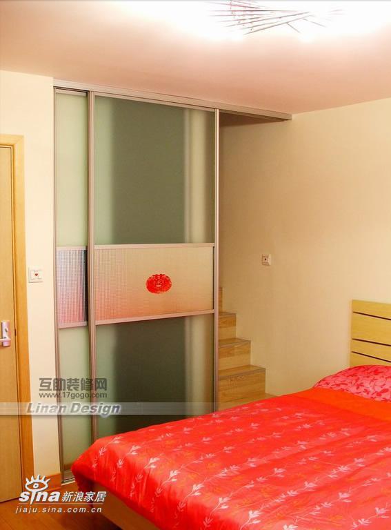 简约 别墅 卧室图片来自用户2738093703在简约风格联体别墅40的分享