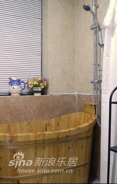 田园 二居 卫生间图片来自用户2737791853在莫奈乡村Styie精美居室21的分享
