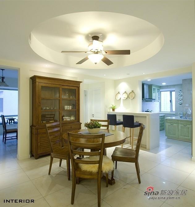 田园 三居 餐厅图片来自用户2737946093在90平装3室2厅地中海温馨家20的分享