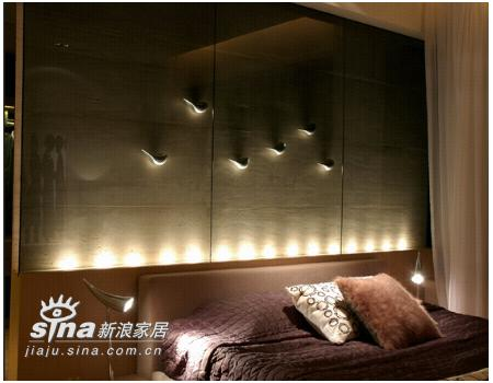 简约 三居 卧室图片来自用户2557010253在上海鹏利海景花园23的分享