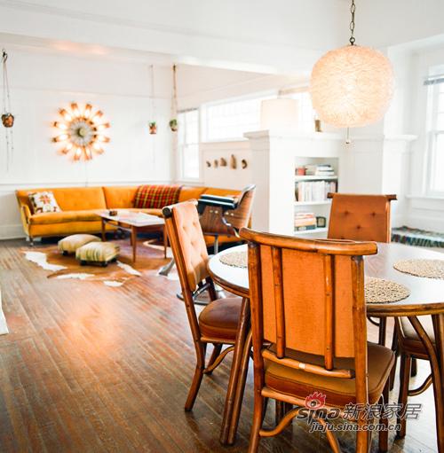 简约 二居 餐厅图片来自用户2739081033在潮男6万铺出90平浪漫2居23的分享