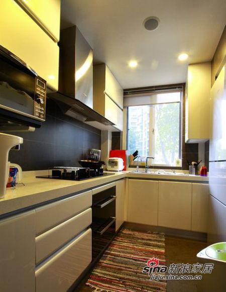 简约 海天城 卓祯零维图片来自用户2746953981在4-8㎡厨房收纳 实用美观面面俱到的分享