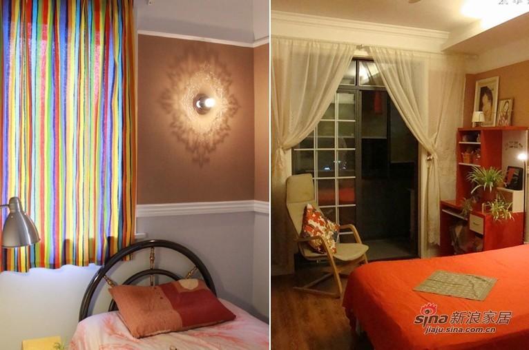 简约 二居 客厅图片来自用户2739081033在80后音乐人8万装120平中式现代美居26的分享