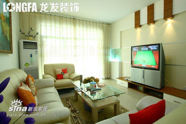 简约 一居 客厅图片来自用户2745807237在锦绣江南--实景案例12的分享
