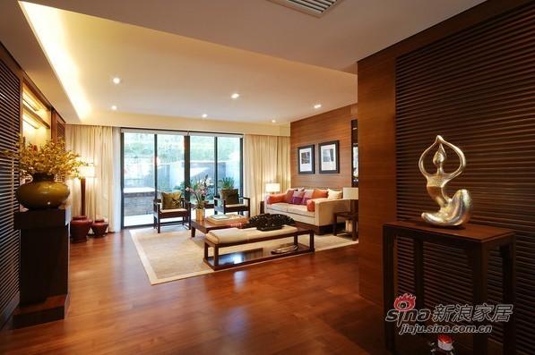 中式风格251平大气豪宅