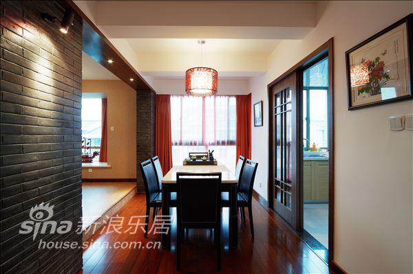 中式 别墅 餐厅图片来自用户2757926655在阳城世家28的分享