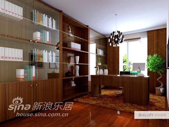 简约 三居 书房图片来自用户2739081033在东南亚风格三居15的分享