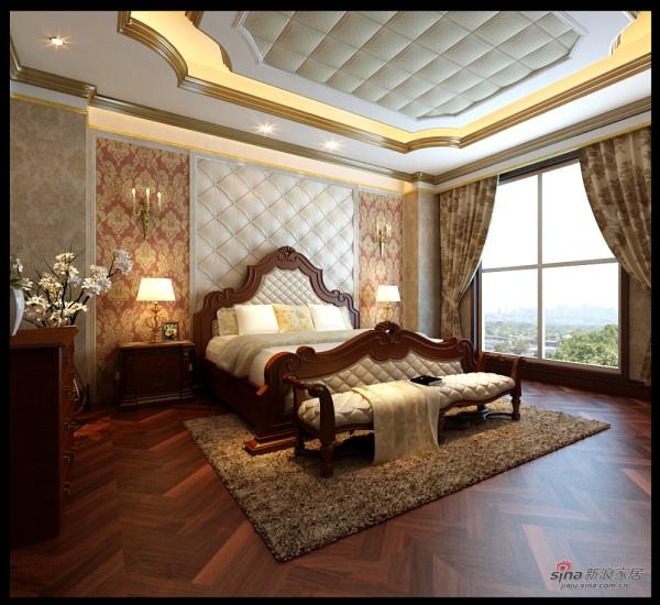 古典欧式奢华别墅